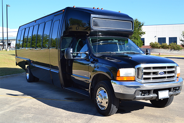 18 Passenger Party Bus Fort Wayne
