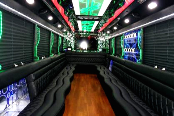 22 Passenger Party Bus Service Fort Wayne