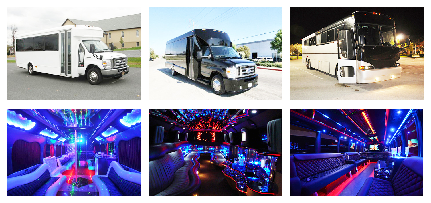 Party Buses Fort Wayne Rentals