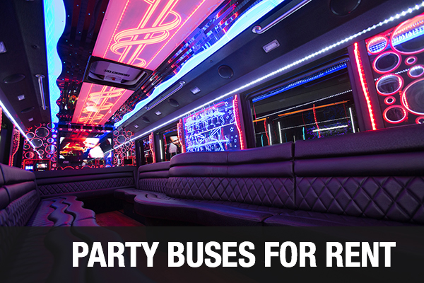 Party Bus Fort Wayne Service