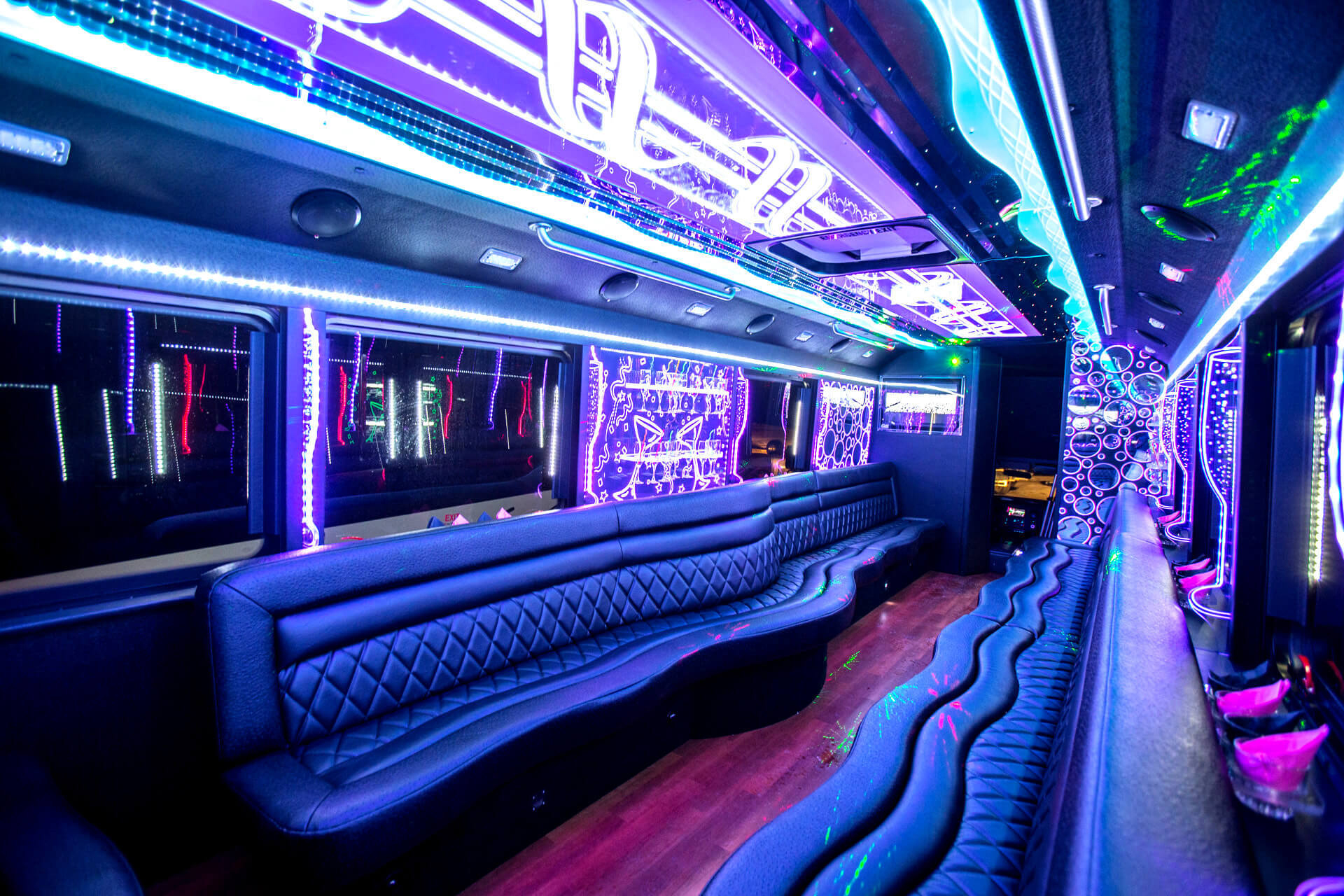 Party Bus Fort Wayne Rental
